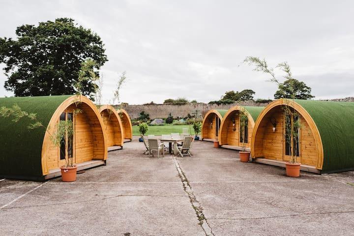 Cloughjordan House - Glamping Pods