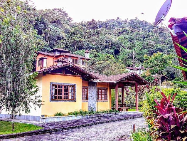 Casa Aconchegante Refúgio Montanha Teresópolis