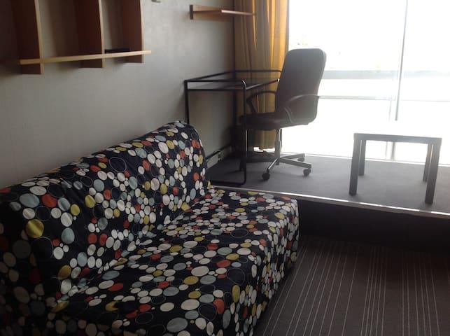 chambre privée à 10 mm à pied centre deMontpellier
