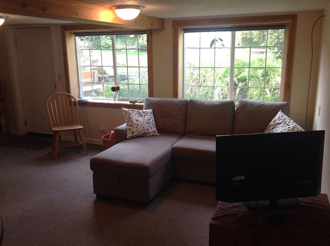 SE Portland View Basement Apartment - Milwaukie - Flat