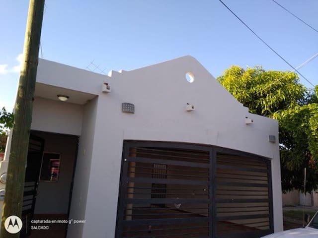 Casa amueblada 2 Recamaras cerca de la playa Galerias, Marina Mazatlan, Zona Dorada y Zona Hotelera