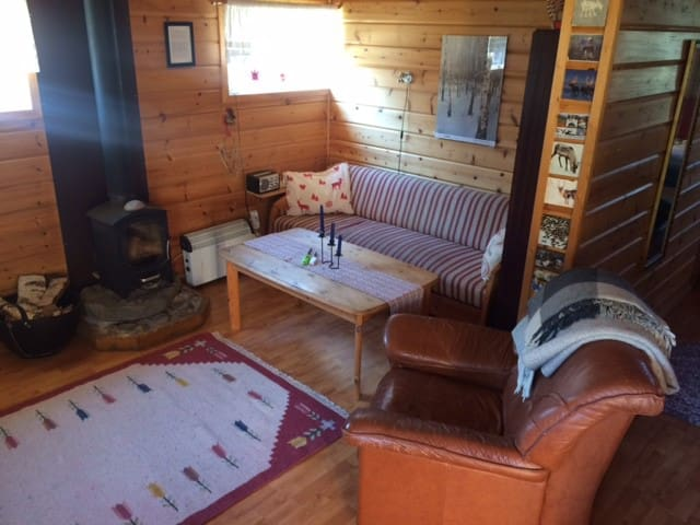 Mushers Lodge - apartment on a husky farm