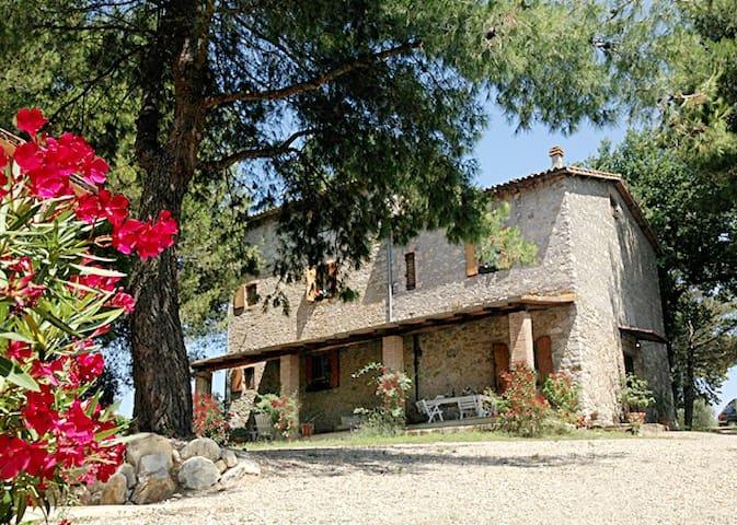 Relax e comfort nel cuore verde d'Italia