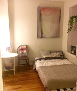Room in a cute apt in Chelsea NYC - New York