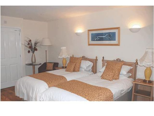 Double or Twin room 1 at The Fox and Hounds