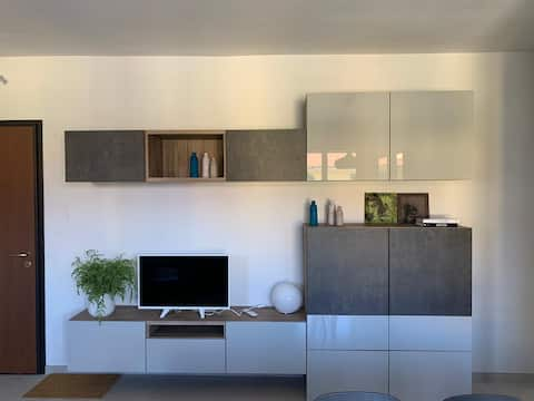 Alberto's apartment