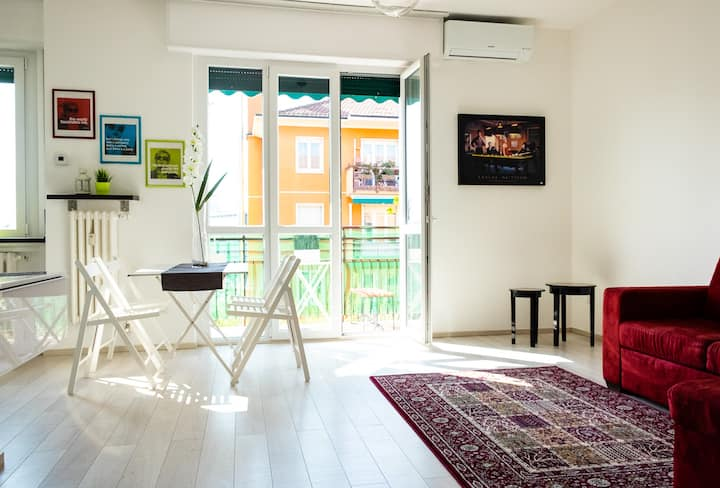 Sweet Home Oasis in the Green Milano.  TopPosition