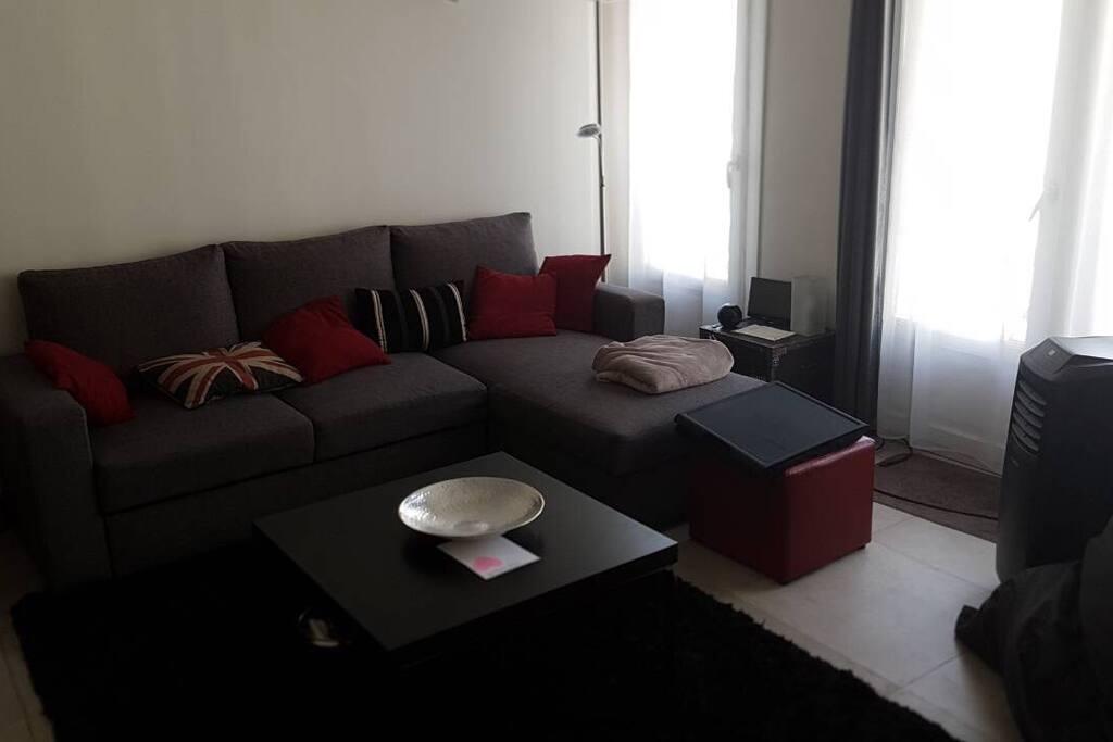 Salon (Canapé-lit)