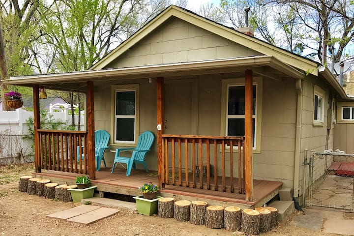 Private Little Colorado Cabin near the Canyon. - Colorado Springs - Cabaña