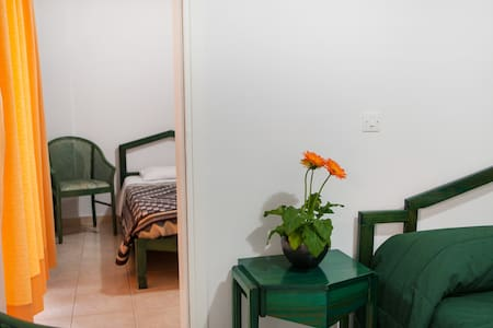 Tolo - Two studios + connecting door for 4 persons - Flat