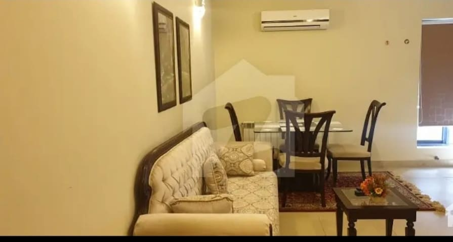 E-11 AC Luxury Independant One bedroom Appartment