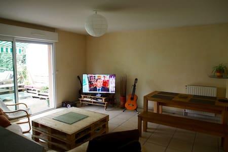 1 Chambre à louer à Biarritz (Côte des Basques) - Biarritz - House