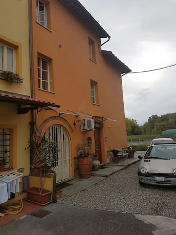 Appartamento 2 posti letto Lucca - Lucca, Toscana, IT - Lejlighed