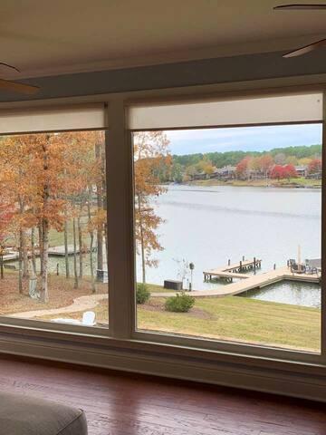 4 Bdrm Lake Oconee Home w/Stunning Views
