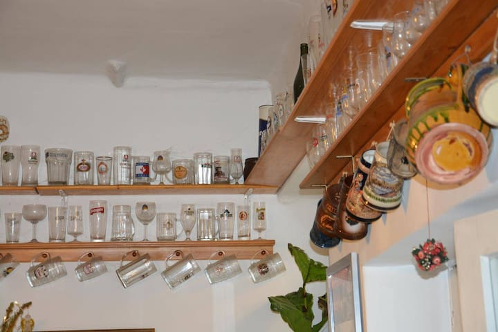 Peaceful house with 3 rooms, 25 mins from centre - Budapest - Casa