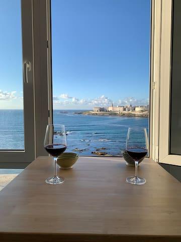 Mi casa frente al mar