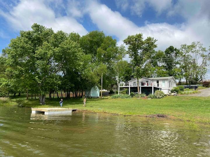 Douglas Lake Campground Lake House