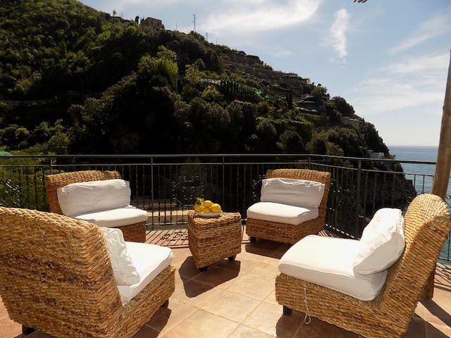 your dream in amalfi coast - Maiori - Haus