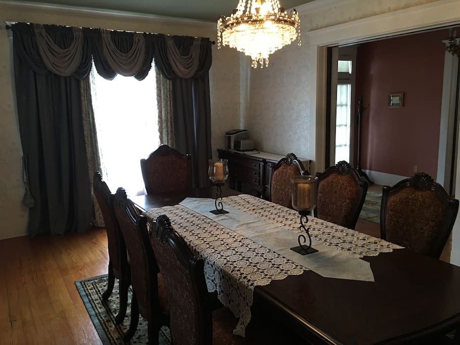 Guest Dining