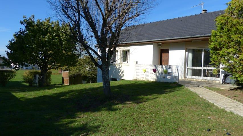 Jolie maison proche de Nevers