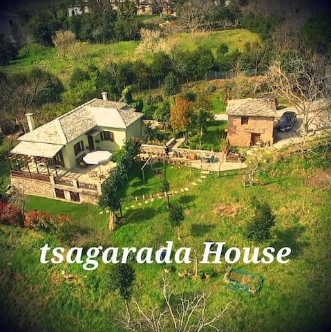 Tsagarada House - Tsagkarada - Rumah