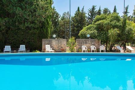 279 Villa con Piscina a Lecce - Lequile - Villa - 2