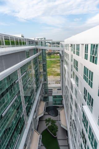 HFD's Urban Retreat at downtown Kota Kinabalu~