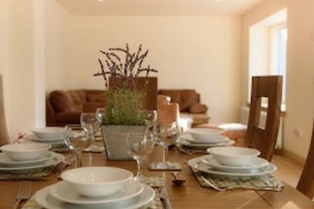 The Byre, Spoutwells Holiday Cottages, Stranraer - Stranraer - House