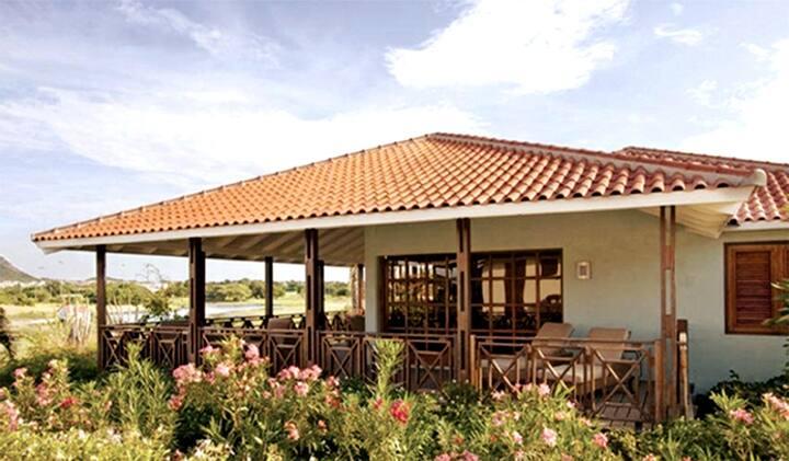 Best view Blue Bay villa 6 pers Golf Beach resort