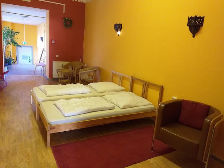 Double room-Comfort-Private Bathroom-Doppelzimmer mit Duschbad