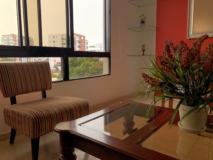 Apartamento en zona exclusiva de Santo Domingo