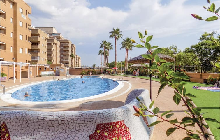 Holiday apartment with 2 bedrooms on 55m² in Oropesa del Mar