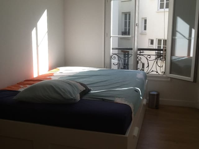 Central charming studio in Paris - Mobility Lease