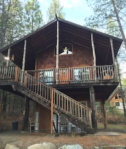 Beautiful Cabin in the Woods - Sandpoint - Stuga
