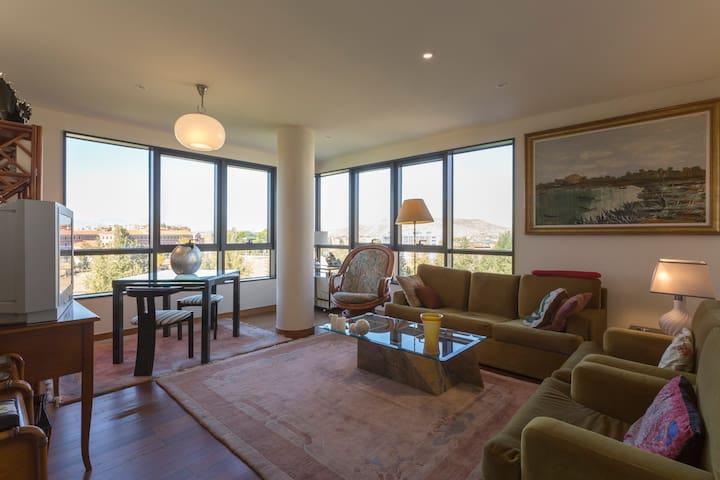 Fantástico apartamento, de cuidada decoración - Logroño - Appartamento