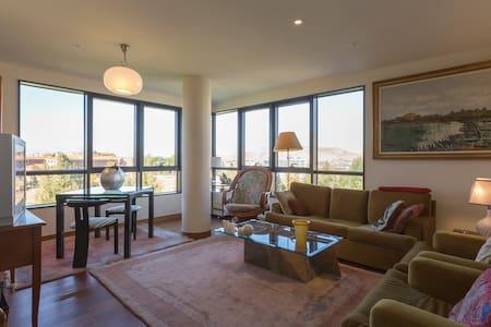 Fantástico apartamento, de cuidada decoración - Logroño - Apartemen