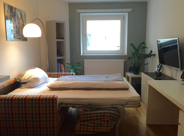 Cosy room in southern Munich for 2 - Munic - Pis