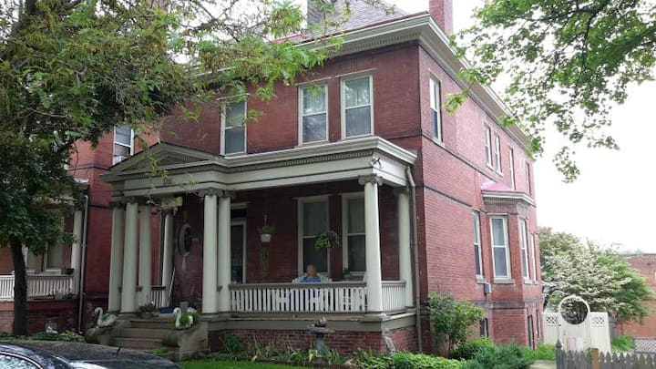The Charles is a Bed and Breakfast home