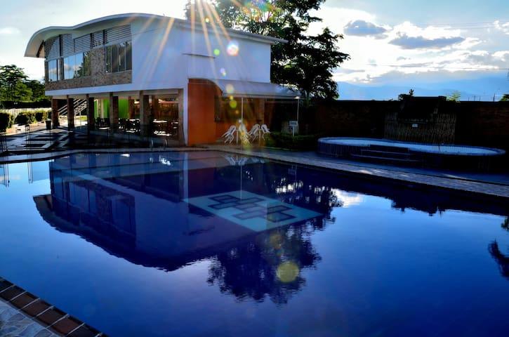 Canayla - Villavicencio - Sala sypialna