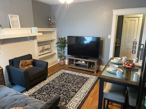 Newly renovate cozy 2br 1b NEW appliances