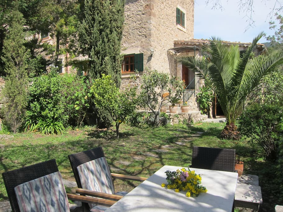 Haus Jasmin mit Terrasse