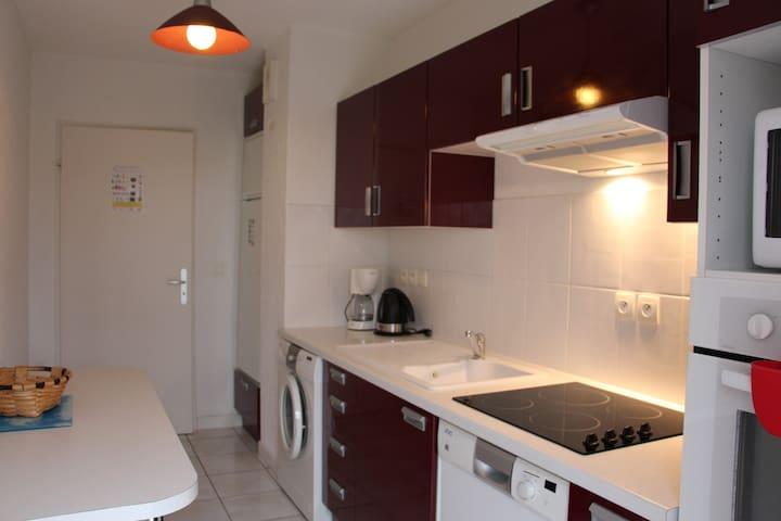 Agréable T3 tout confort - Cambo-les-Bains - Apartmen