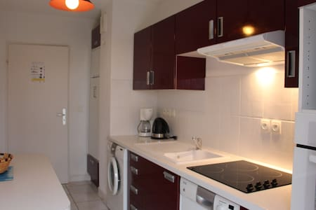 Agréable T3 tout confort - Cambo-les-Bains - Wohnung