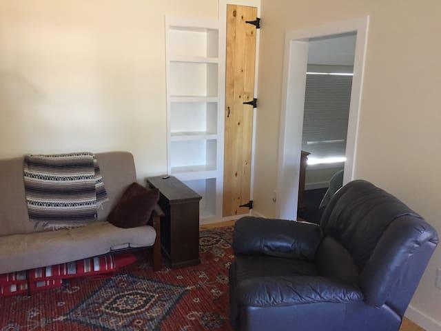 Tallyho barn apartment