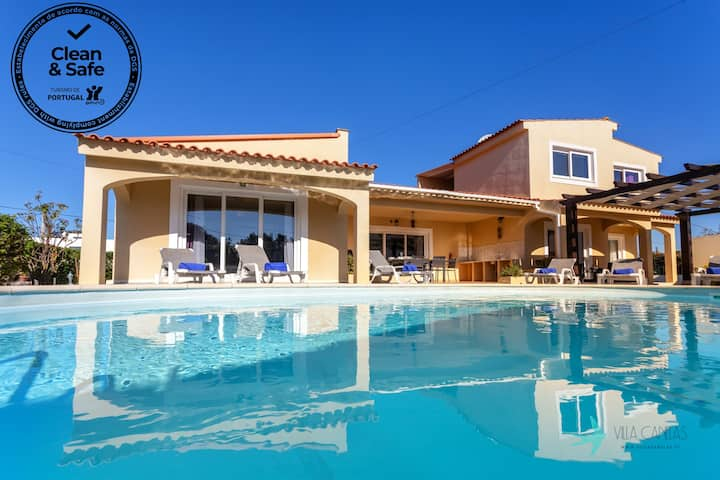V4 Villa Canelas - 4 bedroom private heated pool