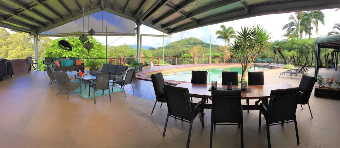 Paradise on Pinnacle Retreat - 3 - Julatten - Bed & Breakfast