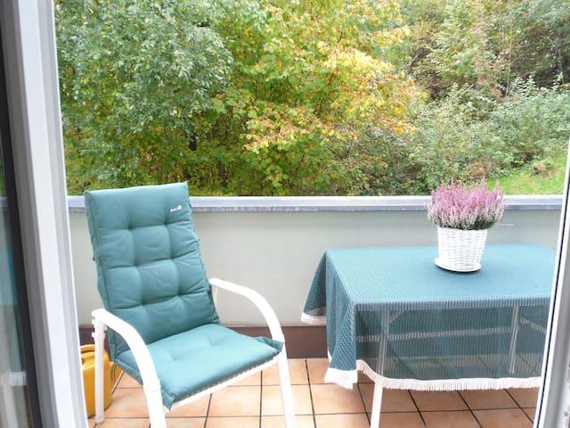 Appartement Heidi am Kurpark - Bad Wildbad - Condominium