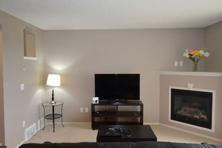 Excutive 2-bedroom duplex - Fort Saskatchewan - Haus