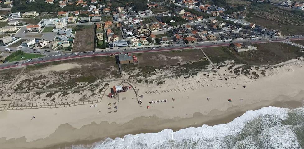 Surf house beach - Vila Nova de Gaia - House