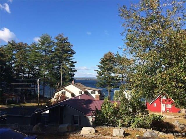 Cozy Loft - Mountain Views & Sebago Lake Access